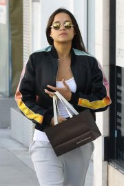 Michelle Rodriguez Shopping at Morgenthal Frederics in Beverly Hills 2018/09/13 6