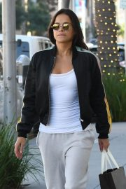 Michelle Rodriguez Shopping at Morgenthal Frederics in Beverly Hills 2018/09/13 7