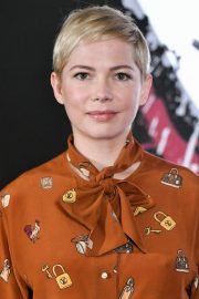 Michelle Williams at Venom Photocall in Los Angeles 2018/09/27 3