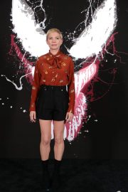 Michelle Williams at Venom Photocall in Los Angeles 2018/09/27 4
