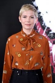 Michelle Williams at Venom Photocall in Los Angeles 2018/09/27 6