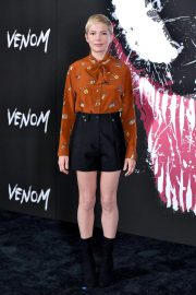 Michelle Williams at Venom Photocall in Los Angeles 2018/09/27 7