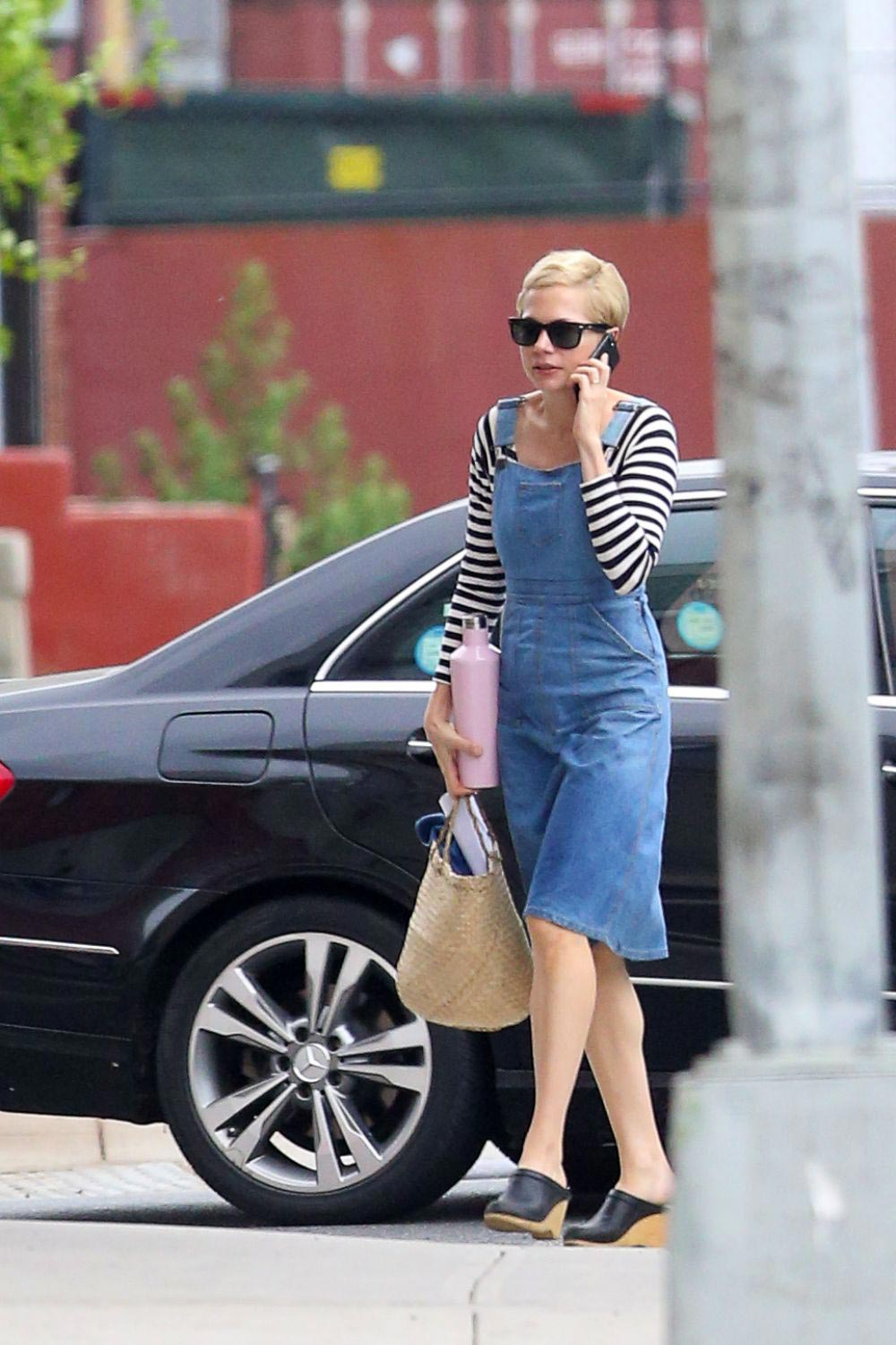 Michelle Williams Out Shopping in New York 2018/09/26 1