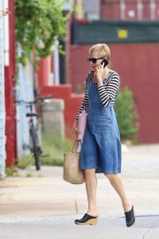 Michelle Williams Out Shopping in New York 2018/09/26 5