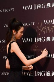 Ming Xi at Backstage Secrets by Russell James Beijing Exhibit Opening 2018/09/14 5