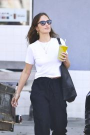 Minka Kelly Out and About in Los Angeles 2018/09/11 7