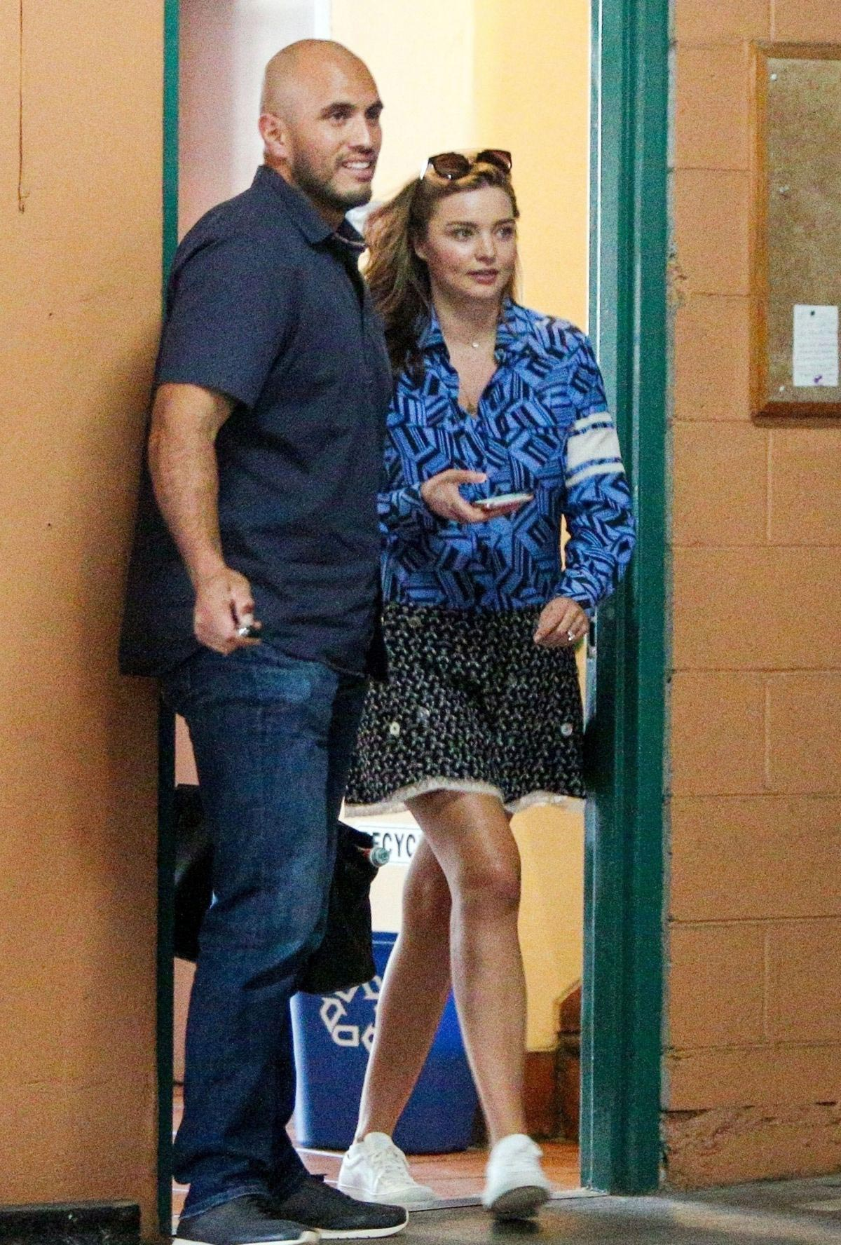 Miranda Kerr at a Doctors Office in Santa Monica 2018/09/27 1