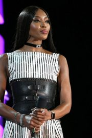 Naomi Campbell at 2018 Global Citizen Festival in New York 2018/09/29 6