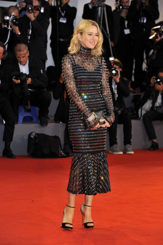 Naomi Watts at At Eternity's Gate Premiere at Venice Film Festival 2018/09/03 1