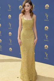Natalia Dyer at Emmy Awards 2018 in Los Angeles 2018/09/17 5