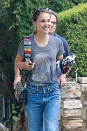 Natalie Portman Out and About in Los Feliz 2018/09/10 3