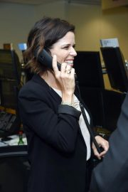 Neve Campbell at Charity Day Hosted by Cantor Fitzgerald in New York 2018/09/11 3