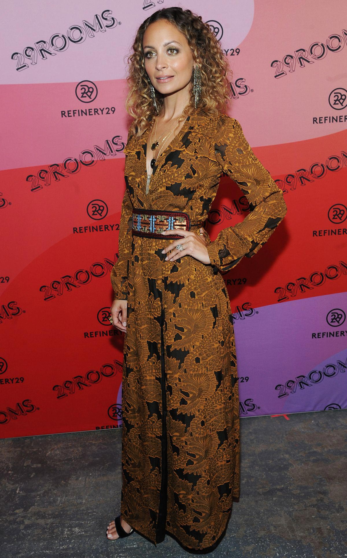 Nicole Richie at 29Rooms Opening Night in Brooklyn 2018/09/05 1