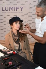 Nikki Reed at Beauty Bar Featuring Lumify Redness Reliever Eye Drops in New York 2018/09/12 5