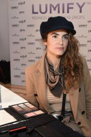 Nikki Reed at Beauty Bar Featuring Lumify Redness Reliever Eye Drops in New York 2018/09/12 6