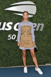 Nina Agdal at 2018 US Open Tennis Tournament in New York 2018/09/09 4