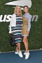 Nina Agdal at 2018 US Open Tennis Tournament in New York 2018/09/09 5