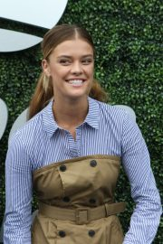 Nina Agdal at 2018 US Open Tennis Tournament in New York 2018/09/09 7