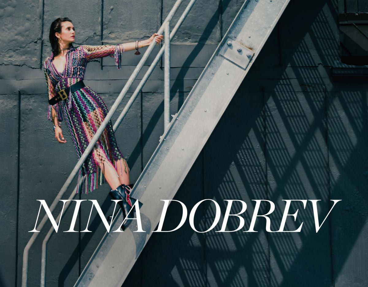 Nina Dobrev for Coveteur Magazine, September 2018 1