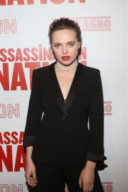 Odessa Young at Assassination Nation Screening in New York 2018/09/17 1