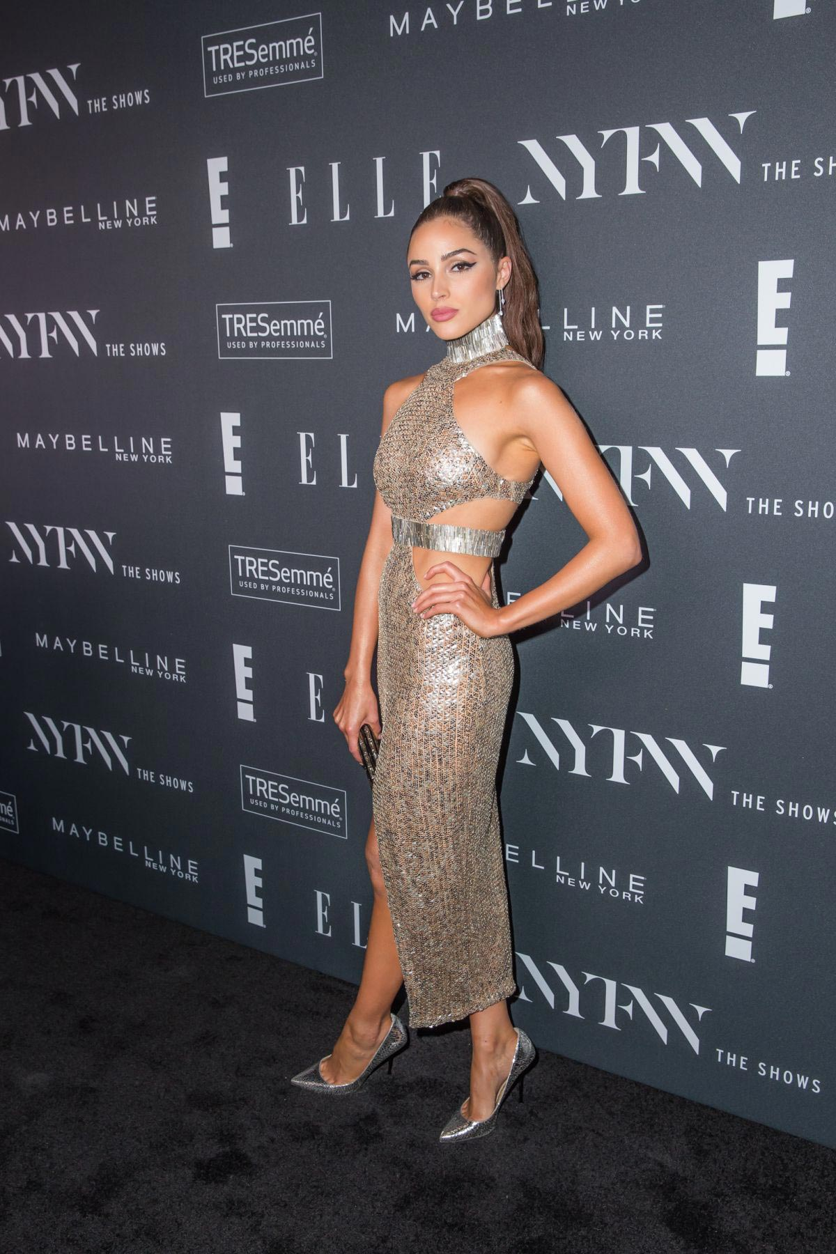 Olivia Culpo at E!, Elle and IMG Party in New York 2018/09/05 1