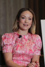 Olivia Wilde at a Discussion at United Nations Headquarters in New York 2018/09/07 2