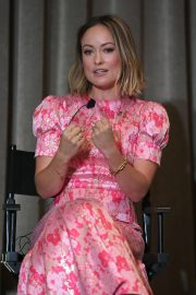 Olivia Wilde at a Discussion at United Nations Headquarters in New York 2018/09/07 7