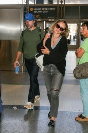 Olivia Wilde at LAX Airport in Los Angeles 2018/09/27 6
