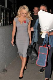 Pamela Anderson Out and About in Paris 2018/09/10 2