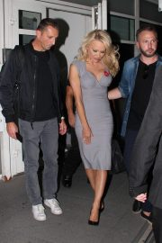 Pamela Anderson Out and About in Paris 2018/09/10 3