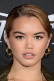 Paris Berelc at Variety's Power of Young Hollywood Party in Los Angeles 2018/08/28 2