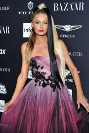 Paris Hilton at Harper's Bazaar Icons by Carine Roitfeld Event in New York 2018/09/07 1