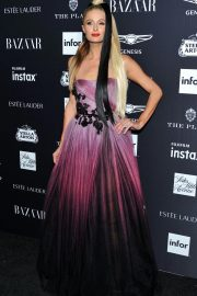 Paris Hilton at Harper's Bazaar Icons by Carine Roitfeld Event in New York 2018/09/07 9