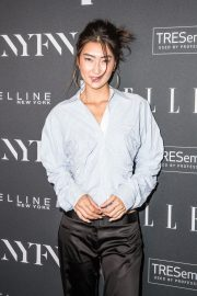 Ping Hue at E!, Elle and IMG Party in New York 2018/09/05 5