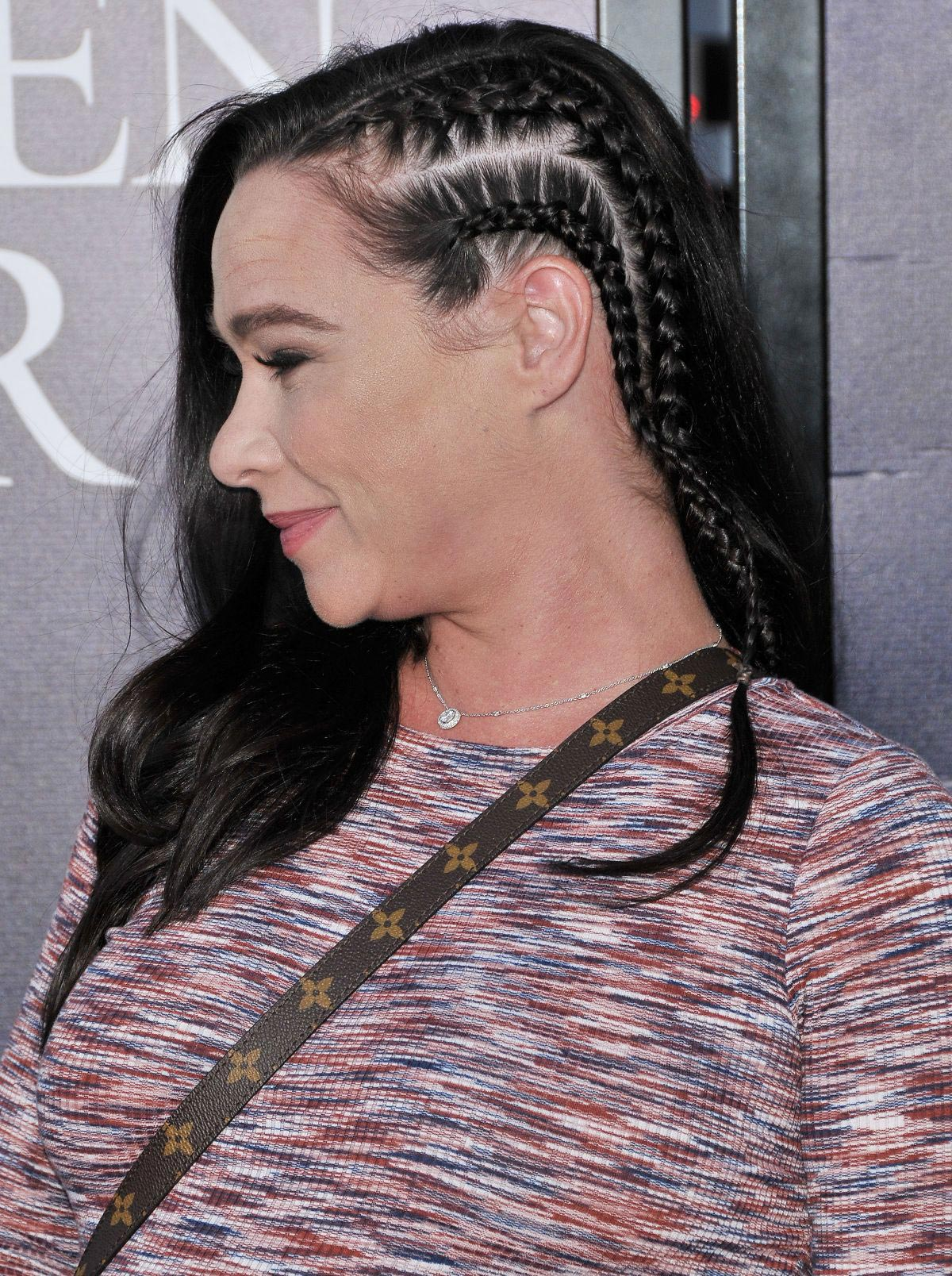 Pregnant Danielle Harris at Halloween Horror Nights Opening in Los Angeles 2018/09/14 1