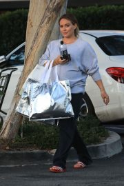Pregnant Hilary Duff Out Shopping in Beverly Hills 2018/09/24 6