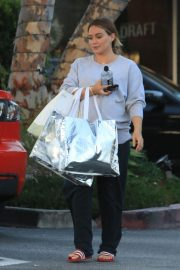 Pregnant Hilary Duff Out Shopping in Beverly Hills 2018/09/24 8