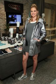 Pregnant Kate Upton at Copper Fit and Kate Upton Launch in New York 2018/09/13 1