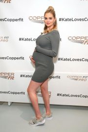 Pregnant Kate Upton at Copper Fit and Kate Upton Launch in New York 2018/09/13 5