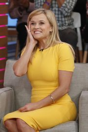 Reese Witherspoon at Good Morning America 2018/09/17 2