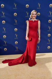 Rhea Seehorn at Emmy Awards 2018 in Los Angeles 2018/09/17 3