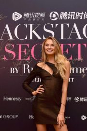 Romee Strijd at Backstage Secrets by Russell James Beijing Exhibit Opening 2018/09/14 5