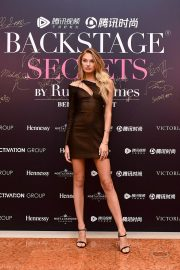 Romee Strijd at Backstage Secrets by Russell James Beijing Exhibit Opening 2018/09/14 6