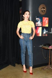 Rowan Blanchard at J Brand Private Concert in Los Angeles 2018/09/04 2