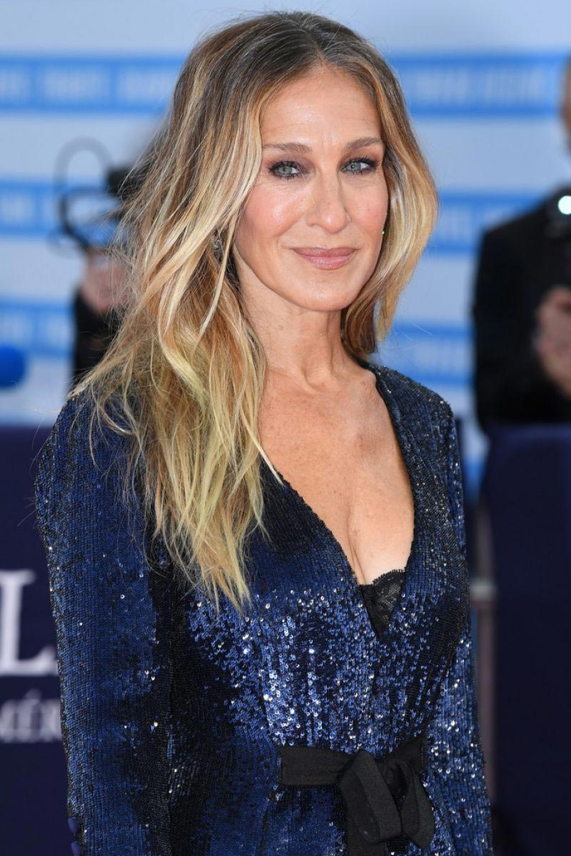 Sarah Jessica Parker at Here and Now Premiere at Deauville American Film Festival 2018/09/06 1