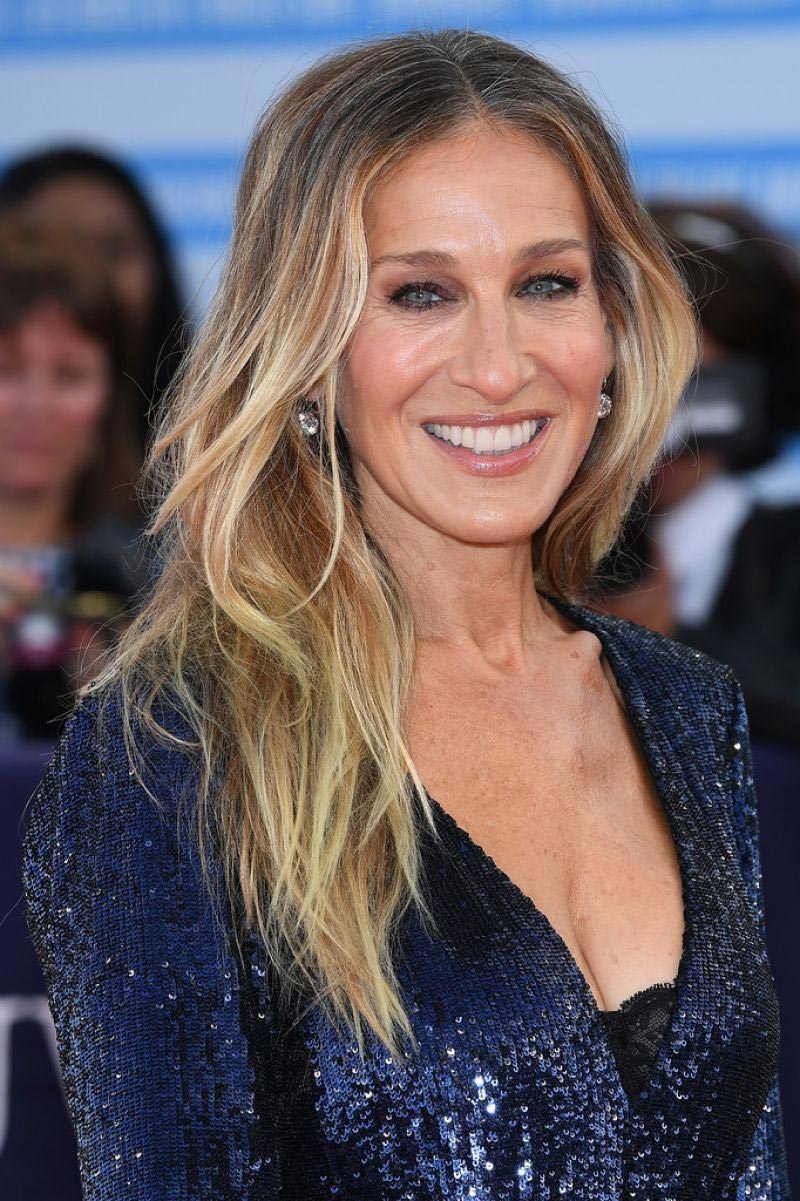 Sarah Jessica Parker At Here And Now Premiere At Deauville