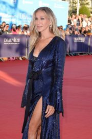 Sarah Jessica Parker at Here and Now Premiere at Deauville American Film Festival 2018/09/06 6
