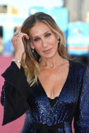Sarah Jessica Parker at Here and Now Premiere at Deauville American Film Festival 2018/09/06 10