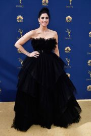 Sarah Silverman at Emmy Awards 2018 in Los Angeles 2018/09/17 1