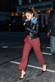 Selena Gomez Night Out in New York 2018/09/11 9